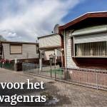 Plekje_voor_het_woonwagenras_Dagblad_de Limburger