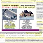 14 oktober 2013. Nieuw woonwagenbeleid in Emmen in 2014