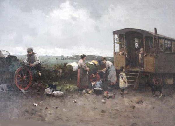 woonwagen