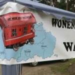 9 september 2014. Ook Belgische woonwagenbewoners komen op voor hun cultuur