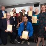3 oktober 2017. Prijzen Roma Pride uitgereikt voor positieve inzet woonwagenbewoners